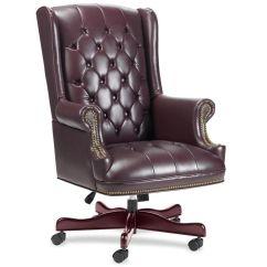 High Back Tufted Chair Stool Hs Code Berkeley Executive Hi Llr60603 Bizchair Com Images Our Lorell Series