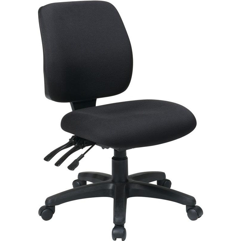 ergonomic chair for work the comfortable store office star products smart mid back dual function
