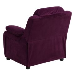 Purple Recliner Chairs Gravity Chair Target Micro Kids Bt 7985 Kid Mic Pur Gg