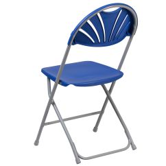 Folding Chair Dolly 50 Capacity Reupholstered Dining Chairs Flash Furniture Hercules Series 800 Lb Blue