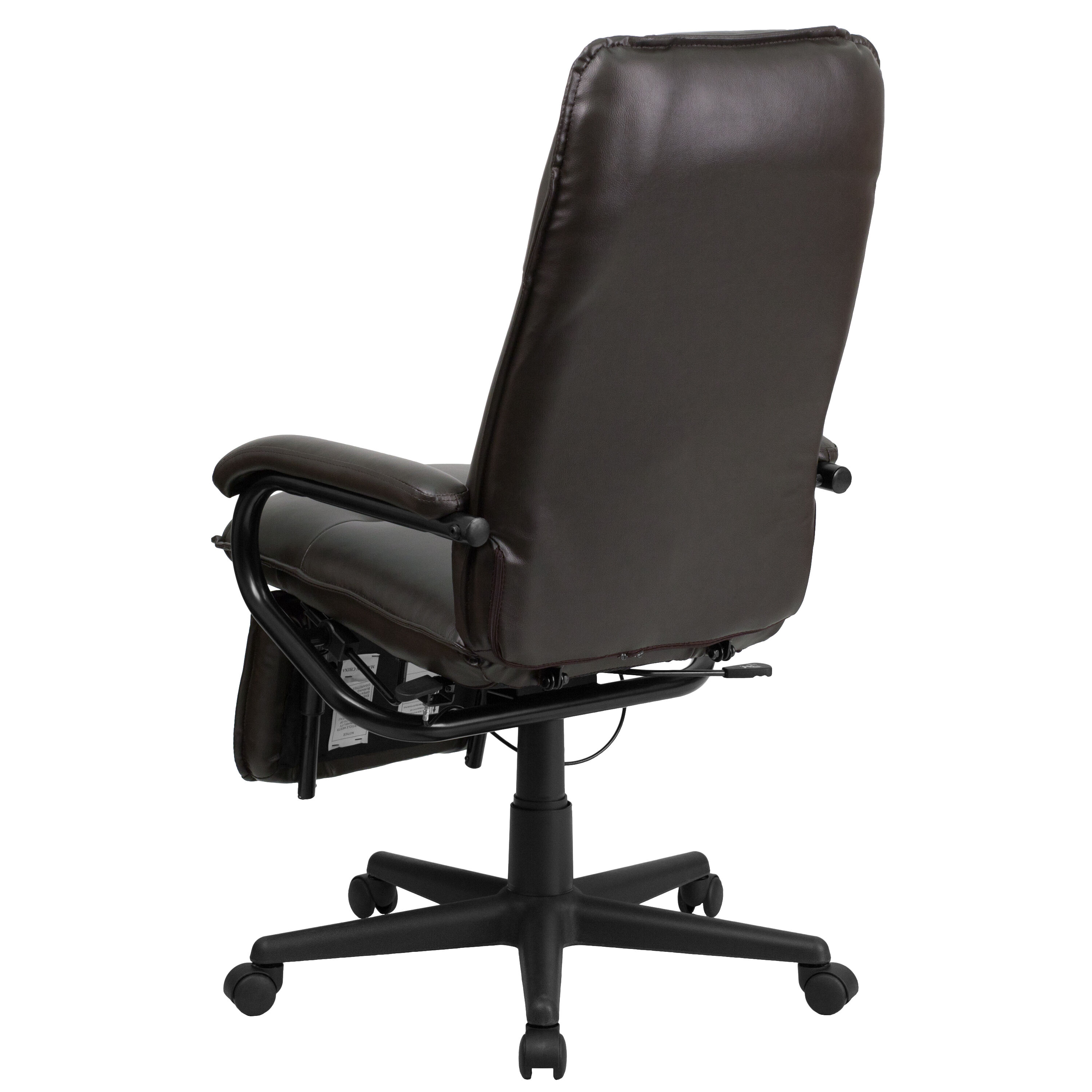 office chair on sale steel making machine brown reclining leather bt 70172 bn gg bizchair com our high back executive ergonomic swivel with arms is