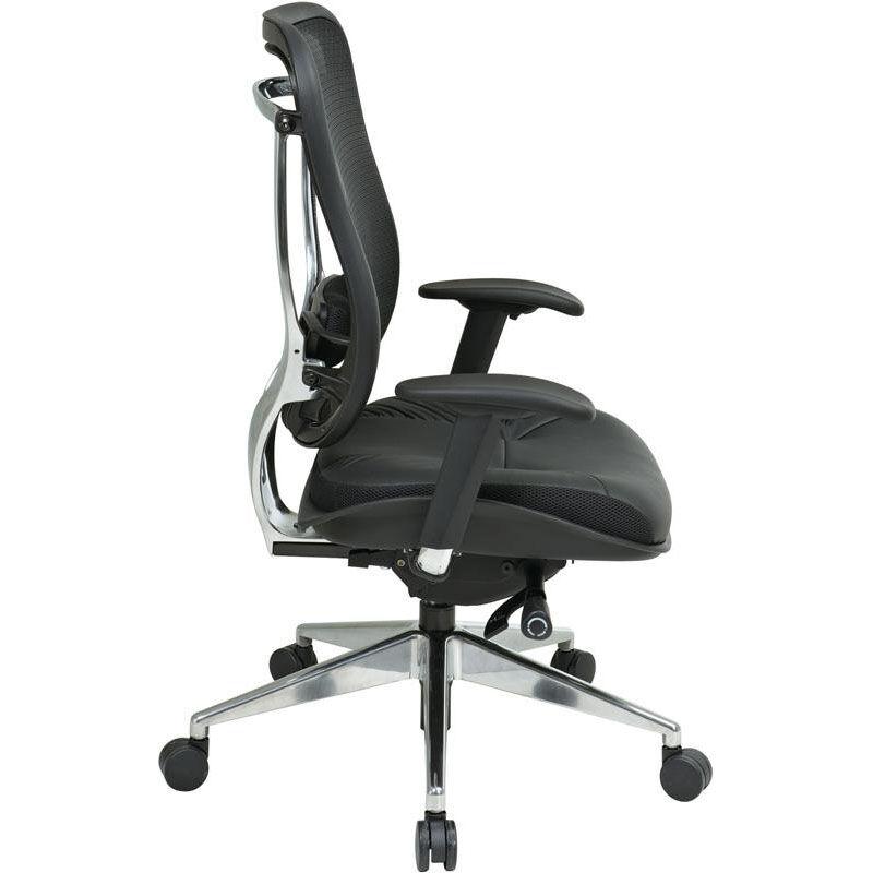 office chair 300 lb capacity walmart outdoor rocking executive high back 818a 41p9c1a8 bizchair