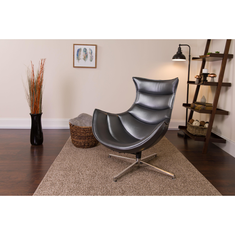 biz chair com tommy bahama beach chairs canada gray leather cocoon zb 37 gg bizchair