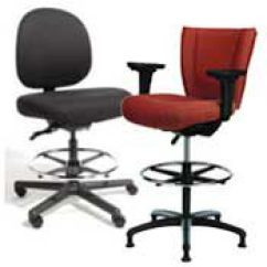 Big And Tall Office Chairs Chair Covers With Attached Sash Bizchair Com Drafting Stools