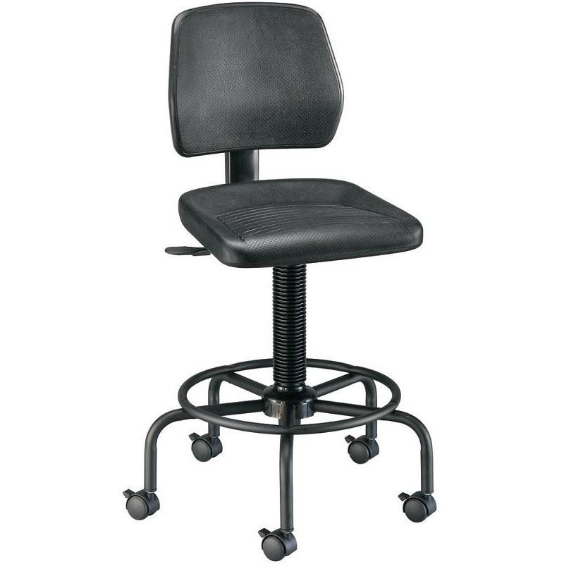 folding chair outlet office seat covers adjustable black utility stool dc208 | bizchair.com