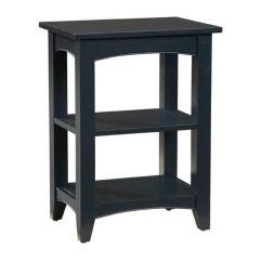 Biz Chair Com Backyard Fire Pit Chairs Black Wooden End Table Asca02bl Bizchair