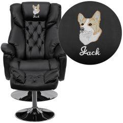 Biz Chair Com Outdoor Tolix Flash Furniture Bt 7807 Trad Emb Gg Bizchair