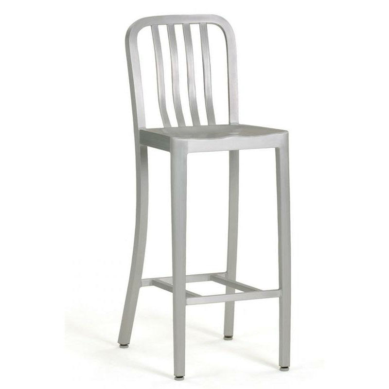 brushed aluminum chairs hanging chair aldi barstool 7008b bizchair