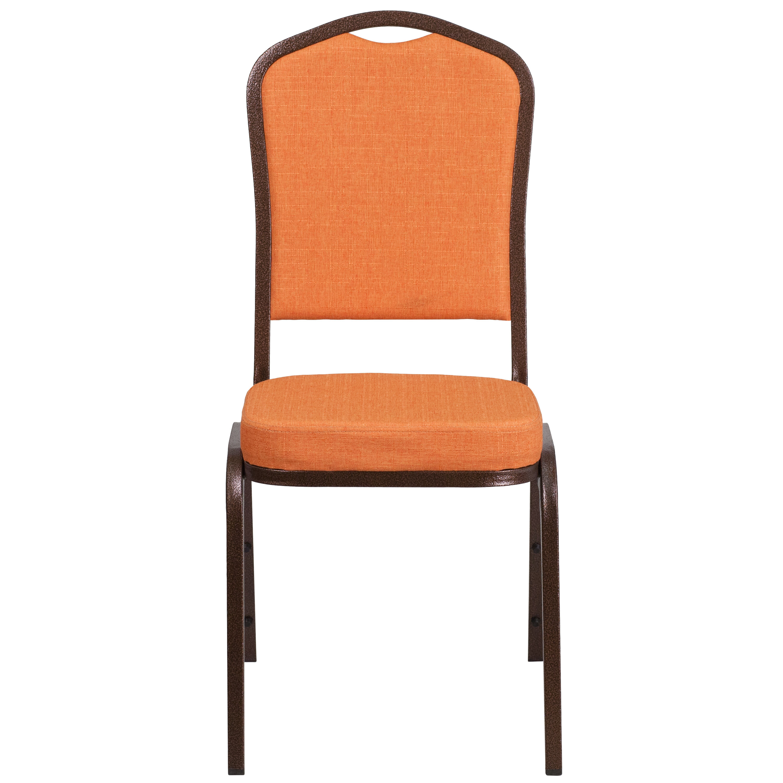 orange stackable chairs walmart black chair fabric banquet fd c01 c 9 gg bizchair