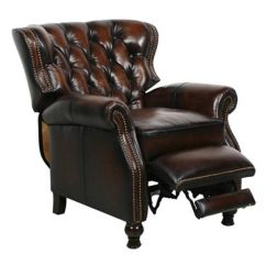 All Leather Recliner Chairs High Quality Dining Room Stetson Coffee 7 4148 5407 41 Bizchair