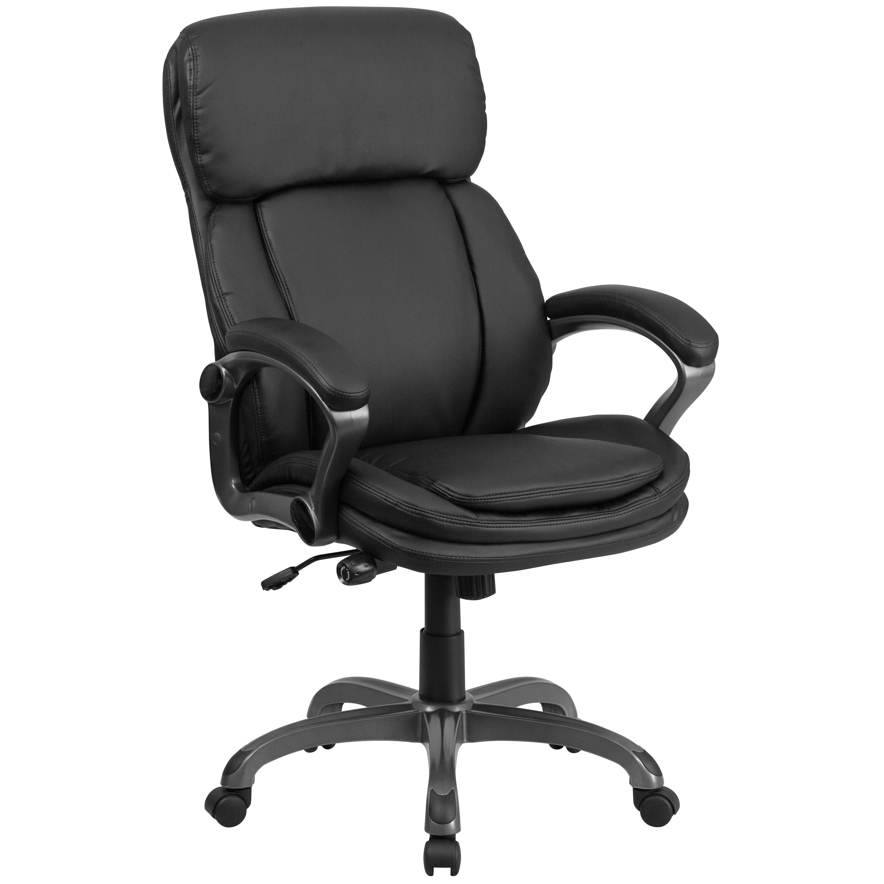 office chair support for upper back swing autocad block plan flash furniture bt 90272h gg
