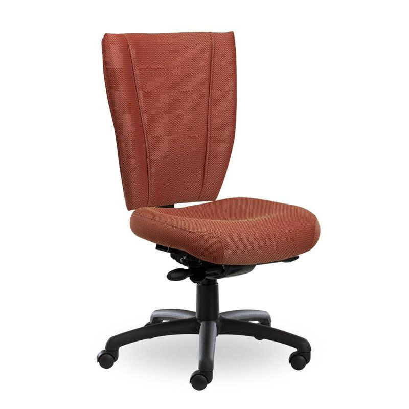 advanced church chairs ergonomic chair training high back swivel task mo210 m20 bizchair