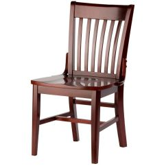 Armless Folding Chair Lowes Adirondack Chairs Henry Wood Seat Side Bizchair