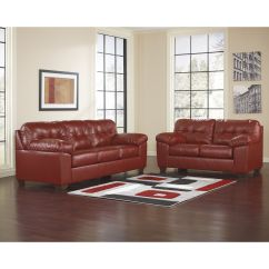 Durablend Sofa Chelsea Set Salsa Fsd 2399sof Red Gg Bizchair Com Our Signature Design By Ashley Alliston In Is On Sale Now
