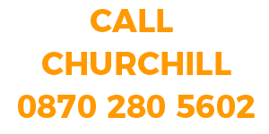 churchill insurance contact number 0870 280 5602