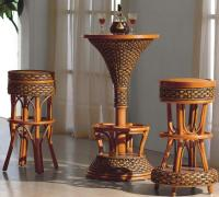Indoor rattan bar furniture (1) - TW 809-65