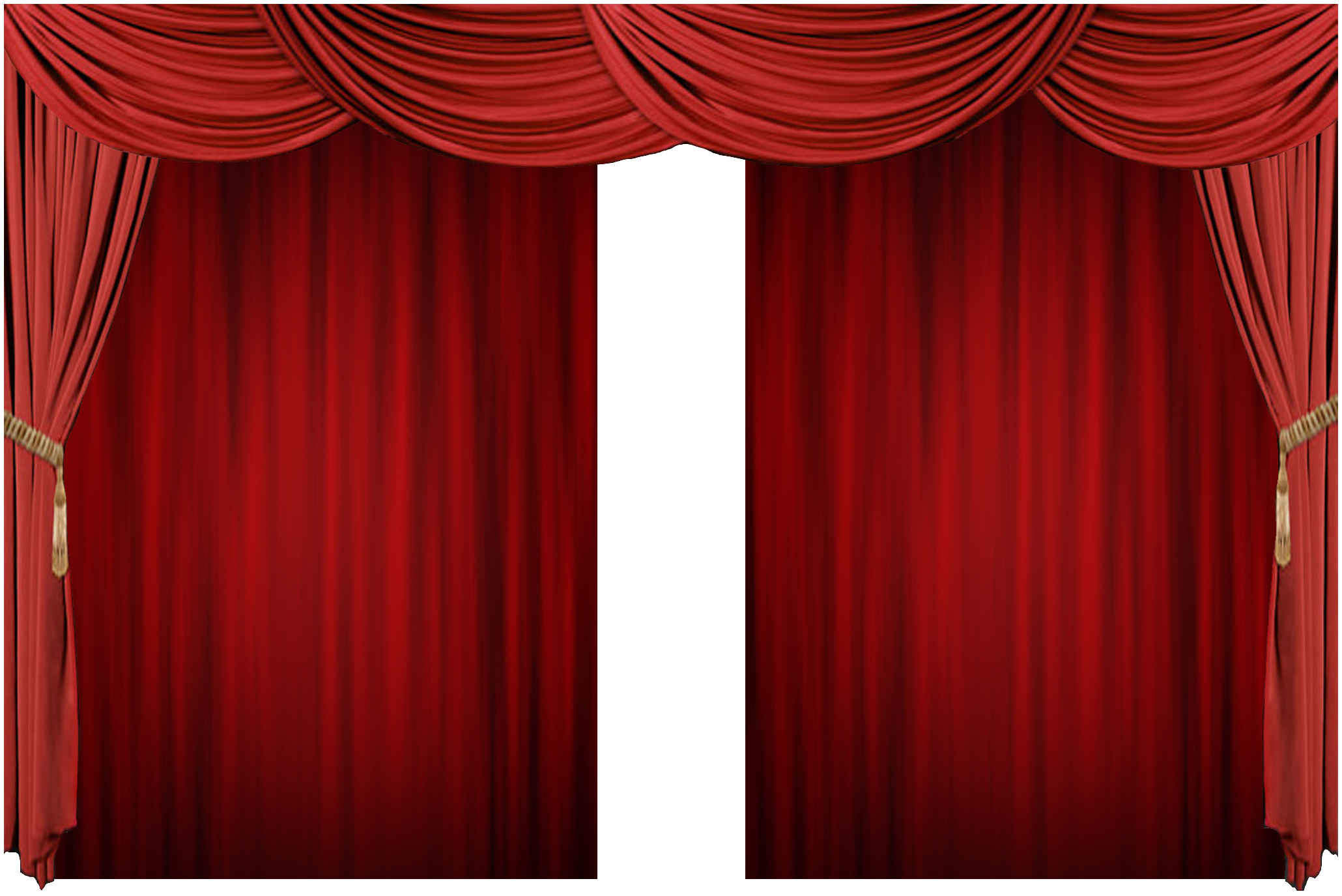 Electric Stage Curtains  GEAESC