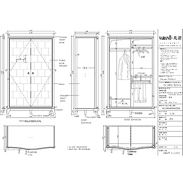 Free Woodworking Plans: furniture drawings