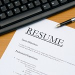 Writing cover letter for introducing resume and curriculum vita