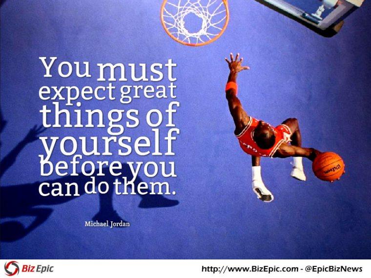 Success quote - Michael Jordan