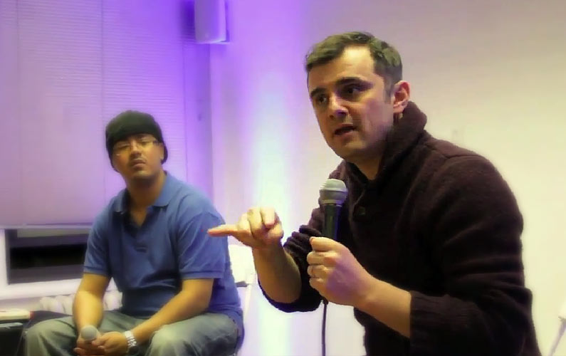 Learn Why Gary Vaynerchuk Will Hire You Even If You Can't Type