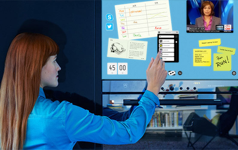 Want Minority Report-style Workspace? Yes – Now you Can.