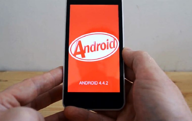 The Cheapest Android 4.4 KitKat Smartphone