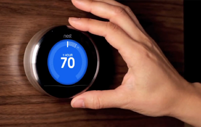 How a Thermostat Can Be This Cool