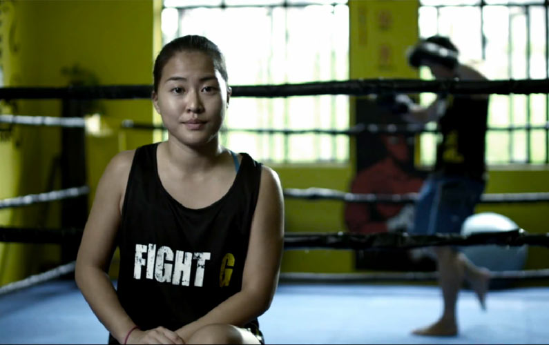 Sherilyn Lim was Used to Be Bullied. Today She is a Pro Female MMA Fighter