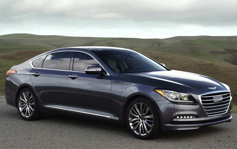 The Making of The All-New 2015 Hyundai Genesis Commercial. Great Car, Awesome Ad.
