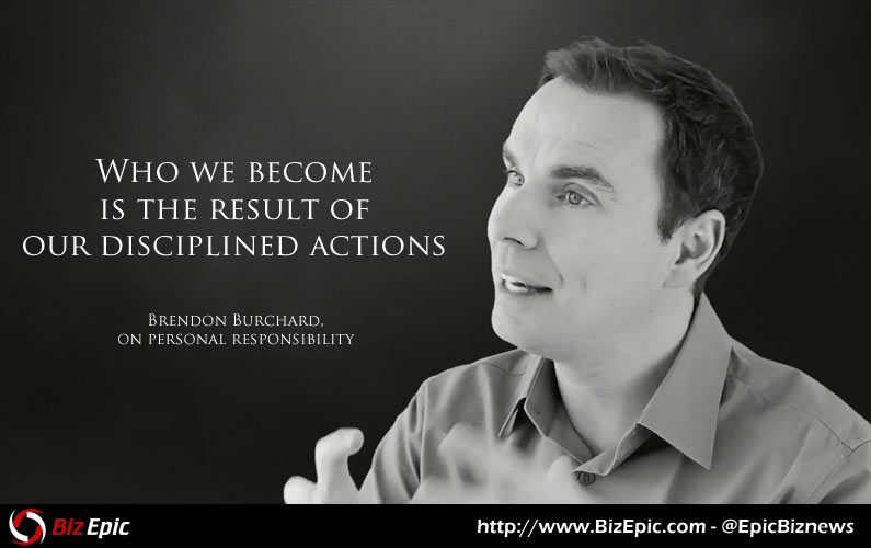 Want to Make a Change? Take Personal Responsibility of your Business and Personal Life
