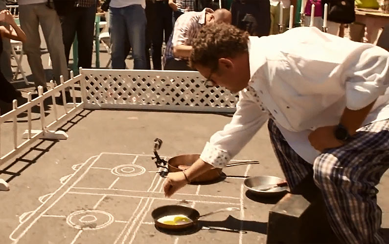 Cook Your Lunch on The Asphalt: An Interesting, yet Disturbing Reality