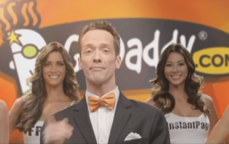Try to Make Sense of Why These Go Daddy Commercials Were Banned