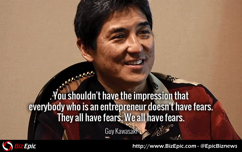 Successful Entrepreneurs Do Have Fears!