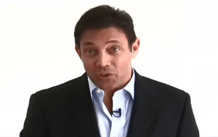 "The Real Wolf of Wall Street, Jordan Belfort: ""Change Isn't Costly…"""