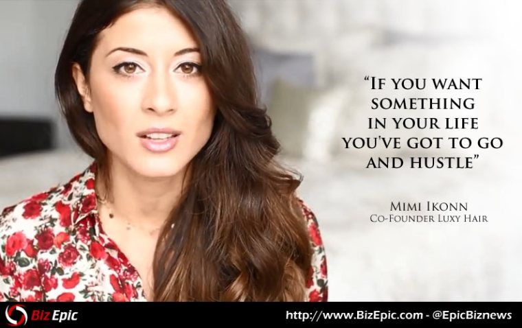 Mimi Ikonn If You Want To Be Successful You Need To Hustle Biz Epic