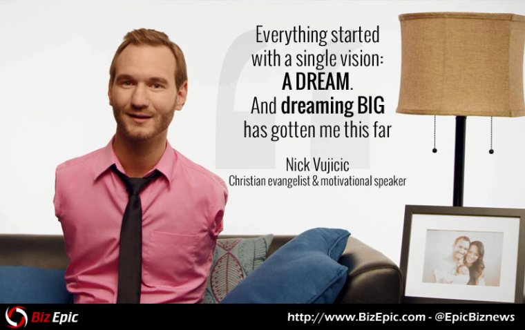 You Have to Dream Big. Here is Why.