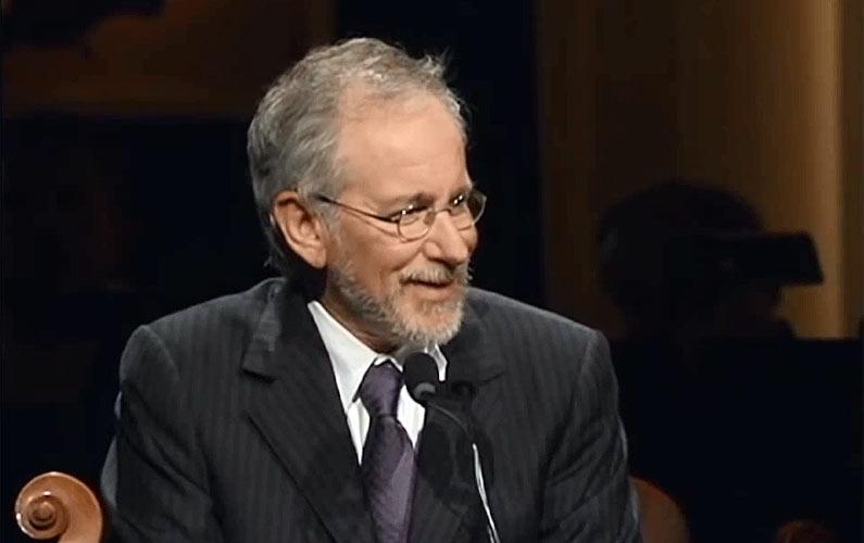 One Moment that Started Steven Spielberg's Inspirational Filmmaking Career