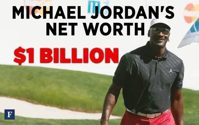 Meet Michael Jordan, Billionaire