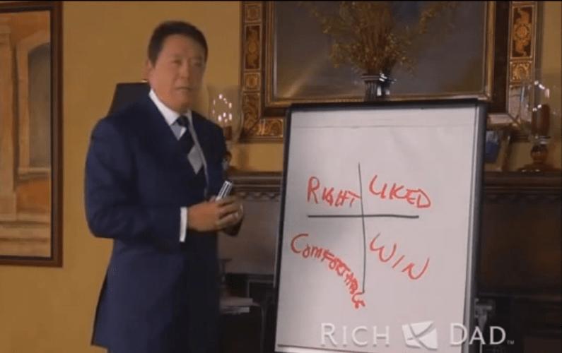 Robert Kiyosaki on Identifying True Talent to Work in Your Sales & Marketing Business