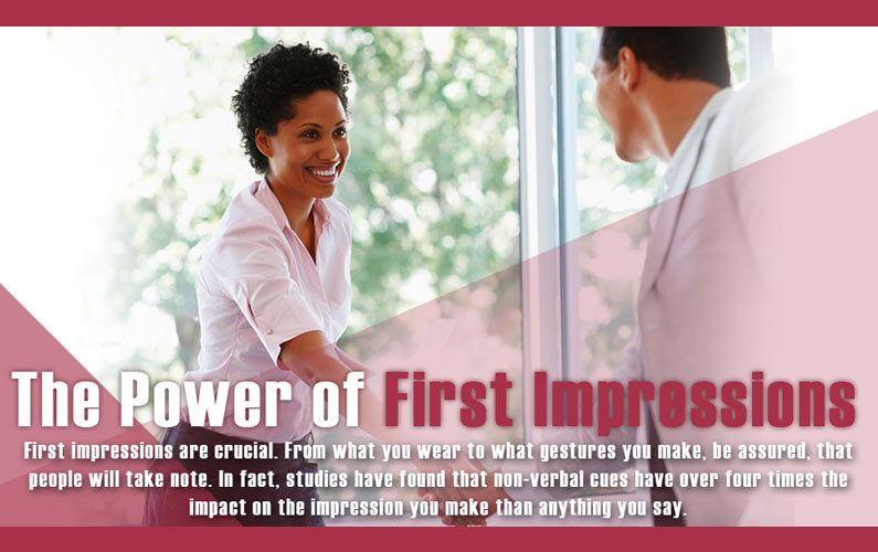 How Positive First Impressions can Give you the Best Business Deals and Partnership