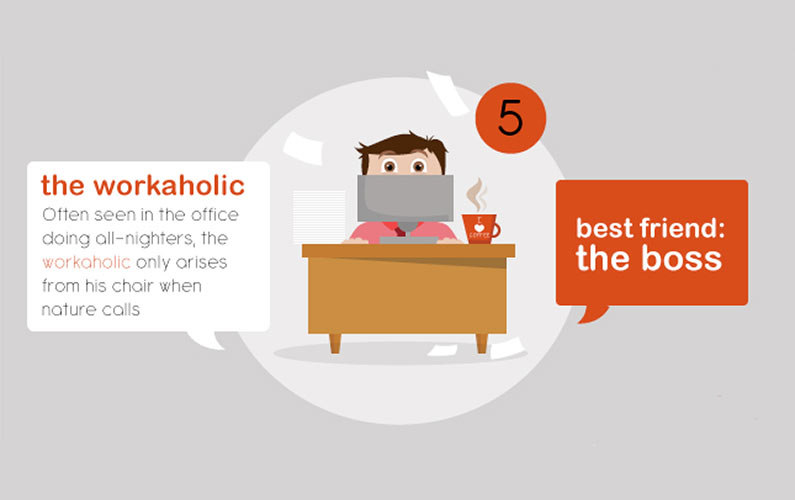 10 Types of Office Sitter: Which One is You? (I'm the Boss' Fav Number 5!)