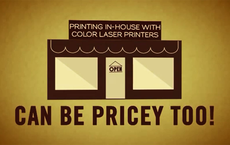 Reducing the Cost of Necessary Overheads: Printing and Scanning