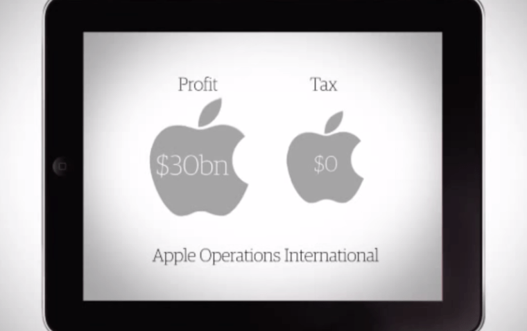 Apple Can Teach Businesses How to Avoid Taxes — to the Tune of $70 Billion!