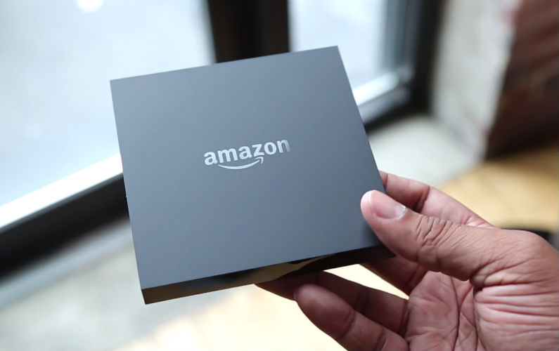 Amazon Fire TV: Great for Fun, Great for Business