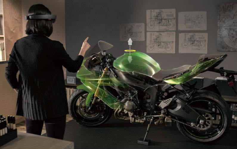 "Can the ""HoloLens"" Make Microsoft Cool Again?"