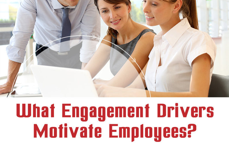 Employee Engagement: What Motivate your Employees? (Infographic)