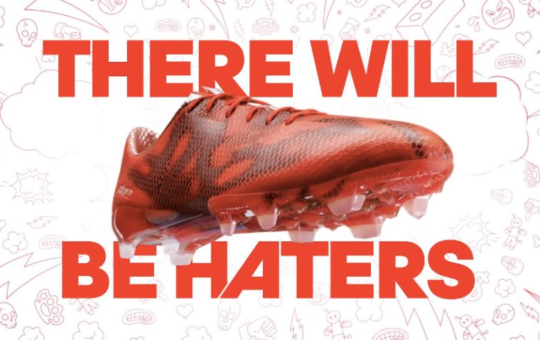 #ThereWillBeHaters – a New Way to Do Storytelling in Commercials?