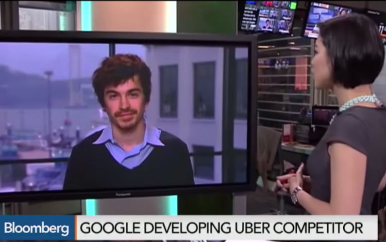 Google News: UBER's Biggest Investor Set to Become Their Biggest Competitor