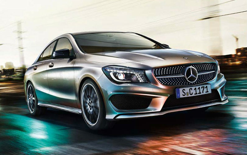 Mercedes Benz Makes Unheralded Marketing Move to Gain New Customer Base